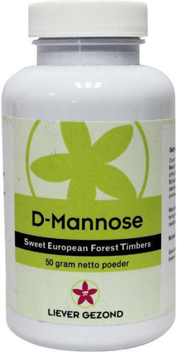 afbeelding van D-Mannose