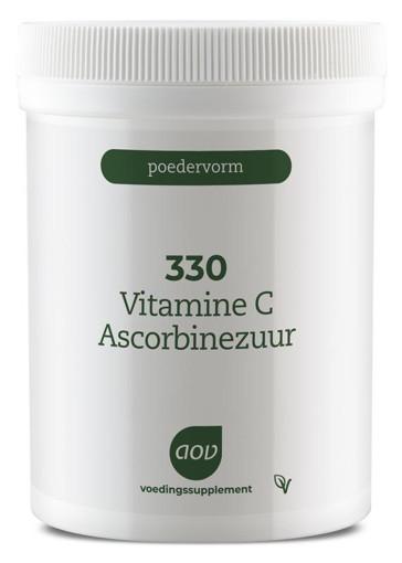 afbeelding van 330 Vitamine C Ascorbinezuur