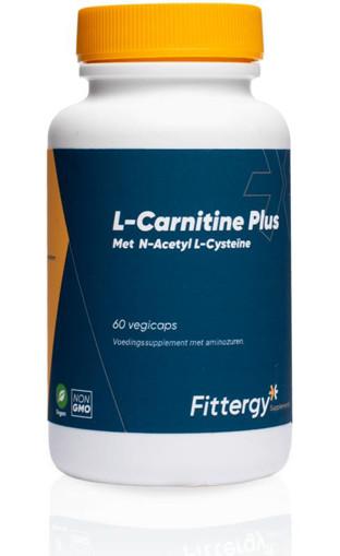 afbeelding van Acetyl-L-Carnitine plus